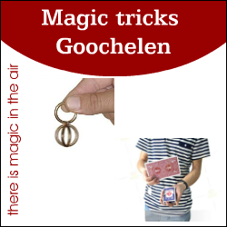 Magic tricks Goochelen