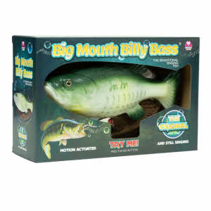 zingende-vis-billy-bass